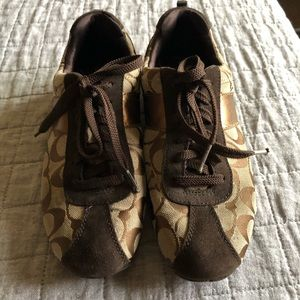Coach Sneakers size 7.5